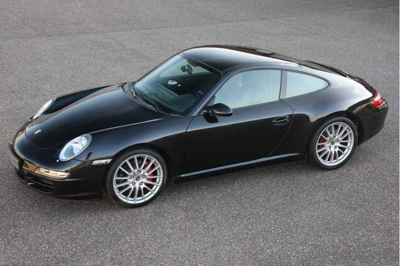 Te koop: Porsche 997 Carrera S Coupe manual '05 87.000km €47.997,-
