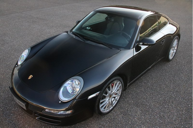 Exterieur Porsche 997 Carrera S Coupe manual '05 87.000km €47.997,-