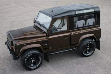 Land Rover Defender Regeneration Benzine '97/'17 €32.950,-