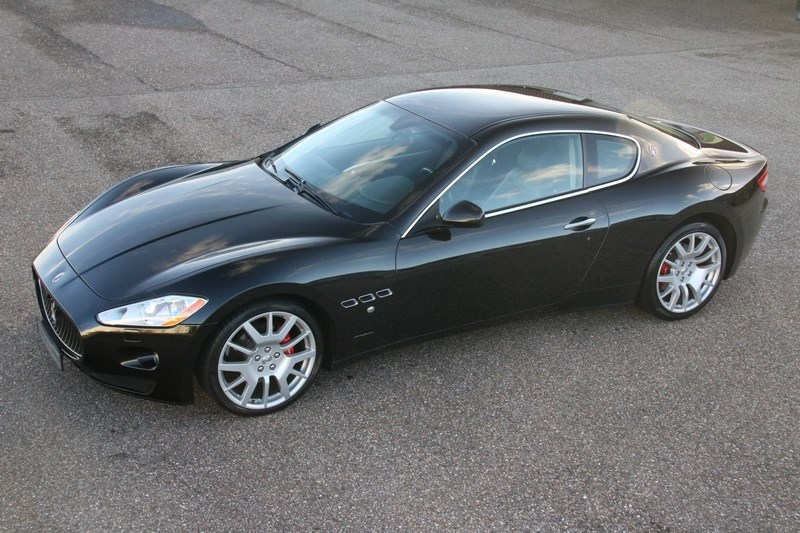 For sale: Maserati GranTurismo ´08 53.000km €59.950,-