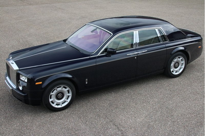 For sale: Rolls Royce Phantom '06 59.000km