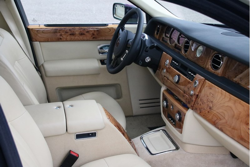 Interieur Rolls Royce Phantom '06 59.000km