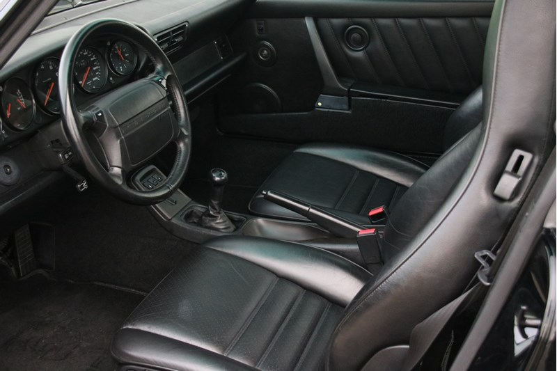 Interieur Porsche 964 Carrera 2 Coupe '91 65.000km €65.964,-