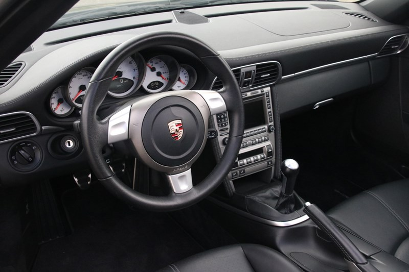 Interieur Porsche 997 Carrera 4S Cabriolet Manual '07 78.000km €55.997,-