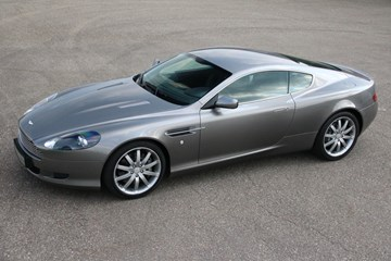 Aston Martin DB9 Coupe '04 30.000km