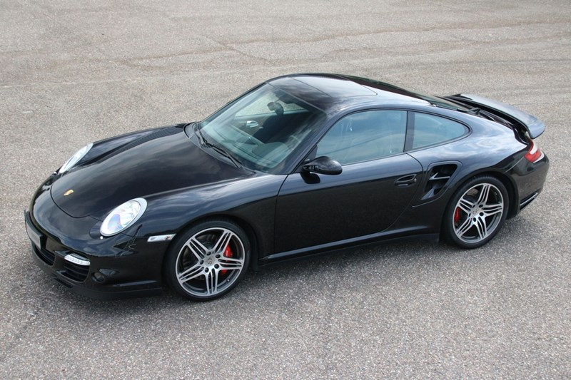 For sale: Porsche 997 Turbo Coupe manual '06 53.000km btw-auto