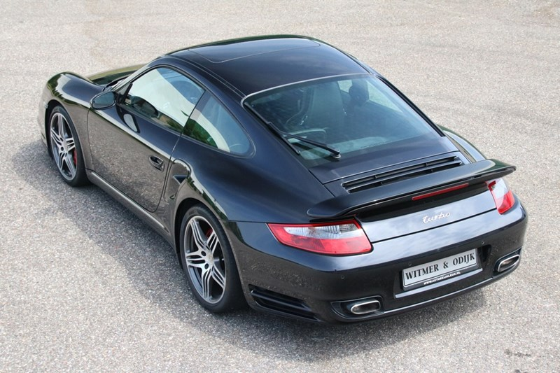 Exterieur Porsche 997 Turbo Coupe manual '06 53.000km btw-auto