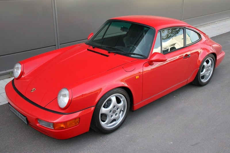 For sale: Porsche 964 RS lightweight '92 full history €169.964,-