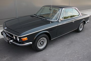 BMW 3.0CS Coupé Automatik '74 €49.950,