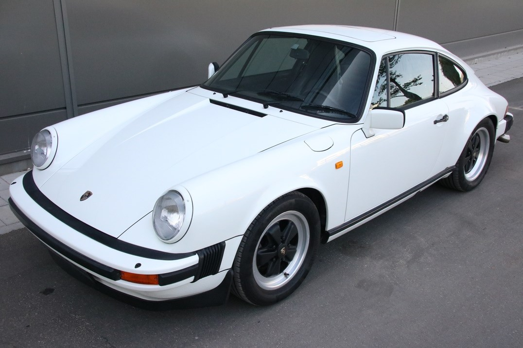 For sale: Porsche 911 SC Coupe Sportomatic '82