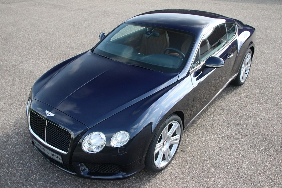 Exterieur Bentley Continental GT V8 Mulliner Driving Specification '12 NL-auto 68.000km €119.950,-