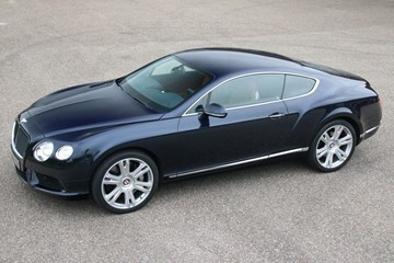 Bentley Continental GT V8 Mulliner Driving Specification '12 NL-auto 68.000km €119.950,-