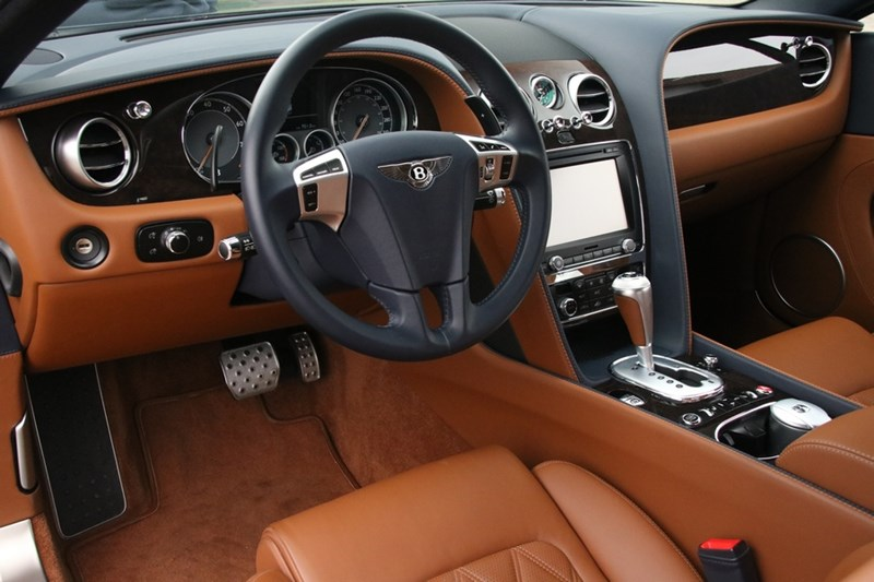 Interieur Bentley Continental GT V8 Mulliner Driving Specification '12 NL-Auto 68.000km €119.950,-