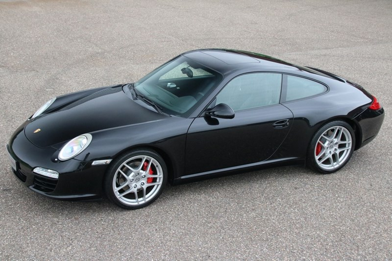 For sale: Porsche 997 Carrera S PDK Coupe MKII '09 87.000km