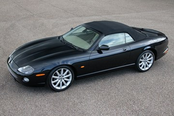 Jaguar Xk8 4.2 Cabriolet Final Edition NL-auto '04