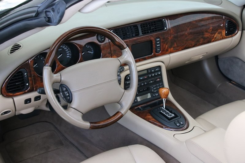 Interieur Jaguar Xk8 4.2 Cabriolet Final Edition NL-auto '04