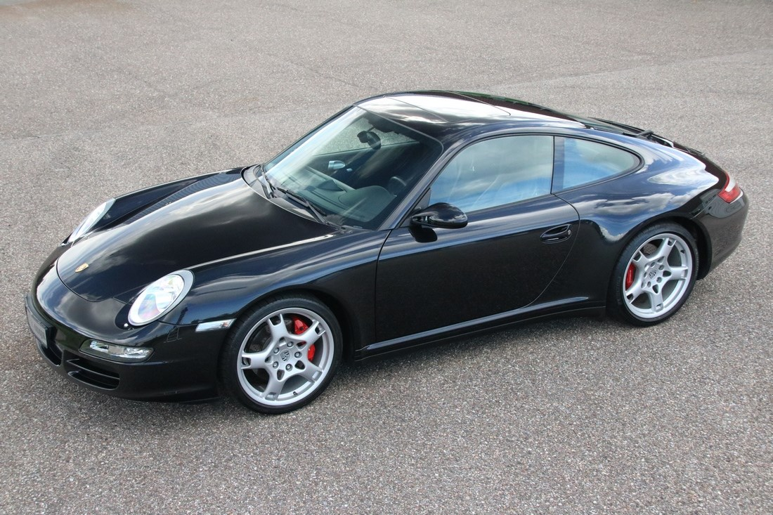 Te koop: Porsche 997 Carrera 4S Coupe manual '07 82.000km €45.997,-