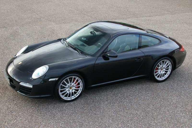 For sale: Porsche 997 Carrera S PDK Coupe MKII '09 74.000km €64.997,-