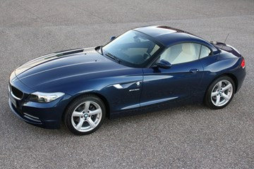 BMW Z4 Roadster 2.3i sDrive Manual '09 7.600km
