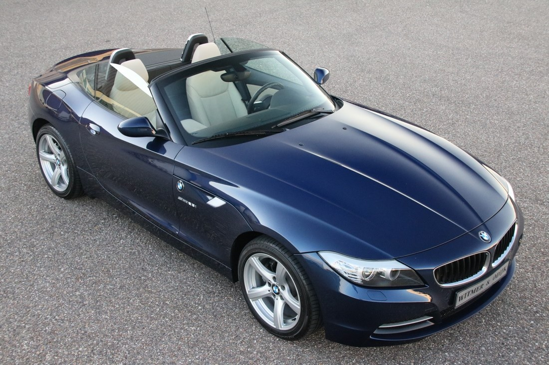 Exterieur BMW Z4 Roadster 2.3i sDrive Manual '09 7.600km