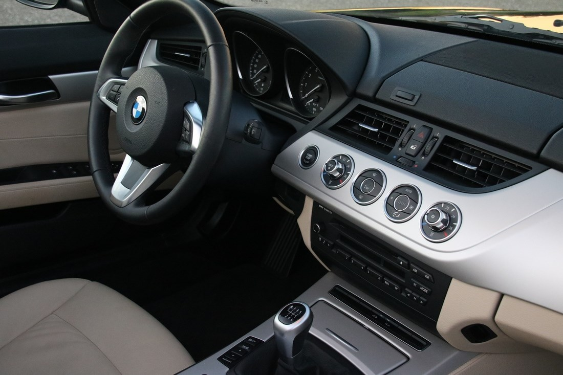 Interieur BMW Z4 Roadster 2.3i sDrive Manual '09 7.600km