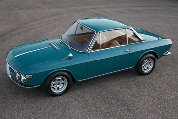 Lancia Fulvia Coupe Rally 1.3S '69 €23.950,-