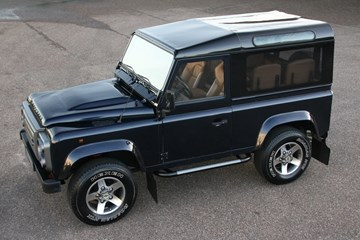 Land Rover Defender Regeneration Benziner '97/'10