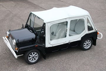 Mini Moke '93 Katalysator 21.000km