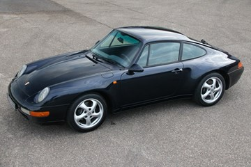 Porsche 993 Carrera 2 Tiptronic Coupe '94 136.000km €52.993,-