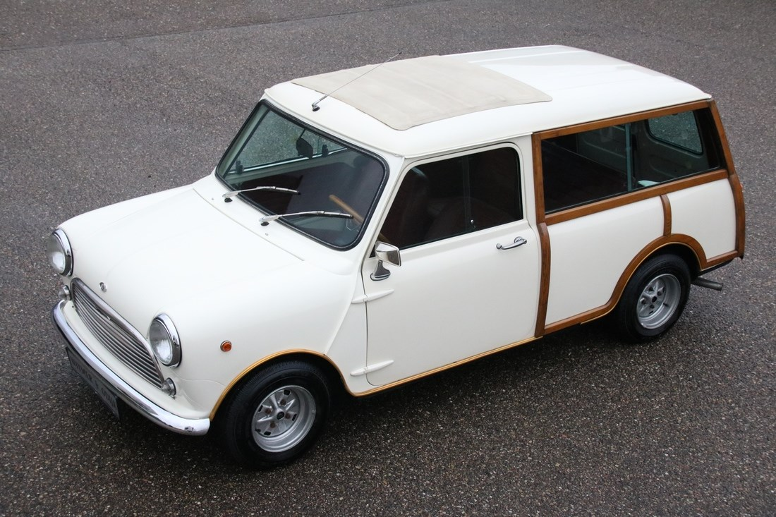 Te koop: Mini Clubman Woody '67