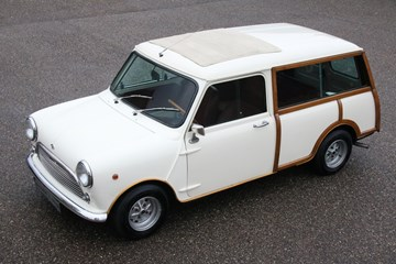 Mini Clubman Woody '67 €15.950,-