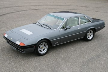 Ferrari 400i manual '81 41000km