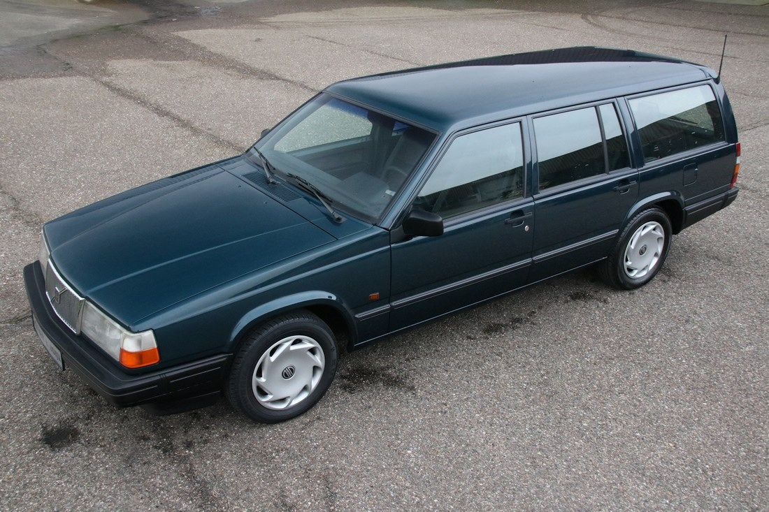 Te koop: Volvo 940 Polar Turbo Estate '95 128.000km €10.950,-