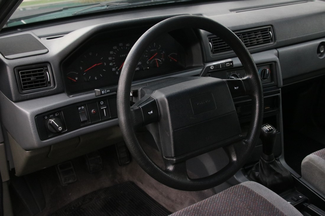 Interieur Volvo 940 Polar Turbo Estate '95 128.000km €10.950,-