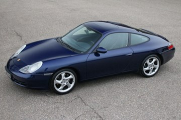Porsche 996 Carrera 2 Coupe Tiptronic '01 102.000km €24.996,-