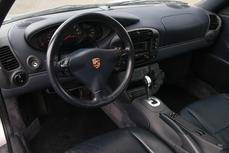 Interieur Porsche 996 Carrera 4 Coupe Tiptronic '99 137.000km €25.996,-