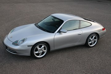 Porsche 996 Carrera 4 Coupe Tiptronic '99 137.000km