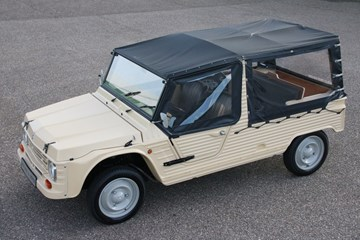 Citroën Méhari '85 new, completely restored