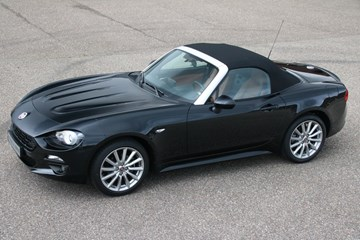 Fiat 124 Spider Lusso 1.4 Turbo Multi-Air '17 14.000km €24.950,- (btw auto)