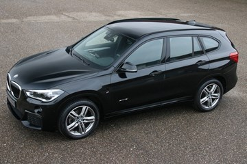 BMW X1 SDrive18i '17 25.000km M-sport specification & Chassis €37.950,-