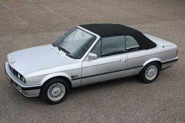 BMW 318i E30 Convertible '91 72.000km
