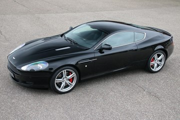Aston Martin DB9 Coupe '07 35.000km