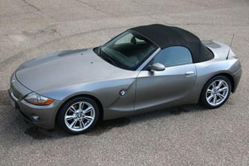 BMW Z4 3.0i Roadster manual '03
