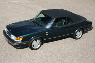 Saab 900 Cabriolet Full Turbo '92 120.000km €19.900,-