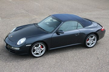 Porsche 997 Carrera Cabriolet Manual '07 88.000km €46.997,-