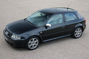 Audi S3 Quattro '01 full-options 120.000km €12.950,-