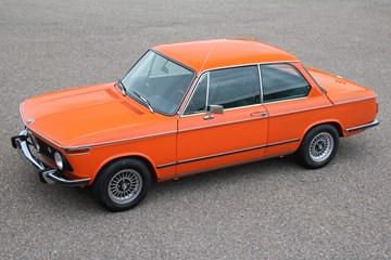 BMW 2002 Tii '74 NL-auto professionally restored €39.950,-