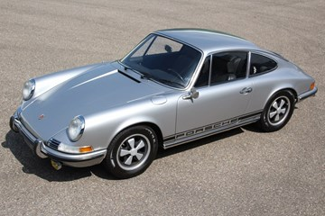 Porsche 911 2.2 T Coupe matching numbers '70 €82.911,-