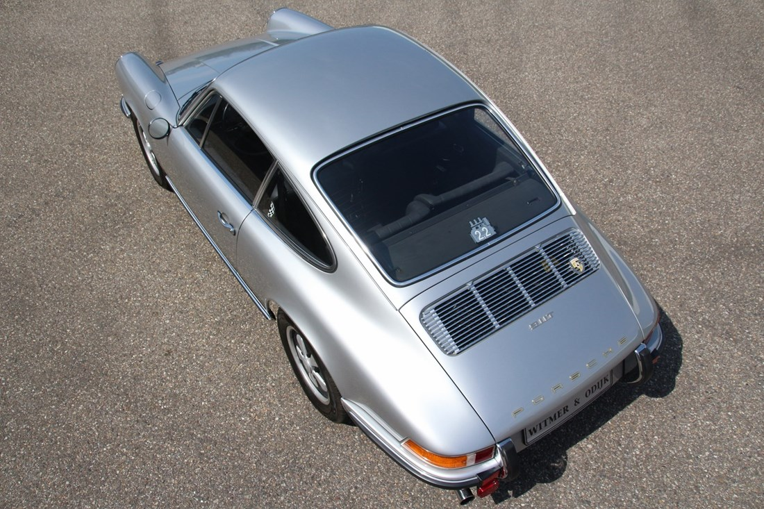 Exterieur Porsche 911 2.2 T Coupe matching numbers '70 €82.911,-