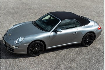 Porsche 997 Carrera 4 Cabriolet wide-body '07 56.000km